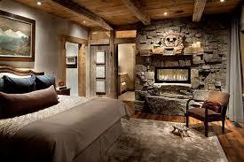 rustic bedroom furniture sets natural brown wooden trunk bed gold