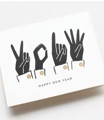 modern new years cards 63 best new years images on new years party