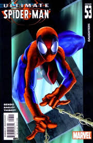 ultimate spider man 50 black cat issue