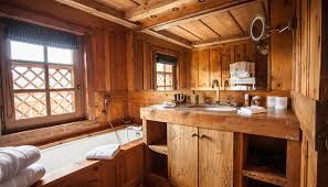 salle de bain de luxe awesome salle de bain chalet contemporary amazing house design