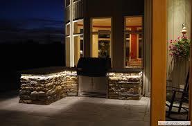 outdoor kitchen lights led lighting