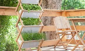 hochbeet balkon vertical garden groß heimatwerke de