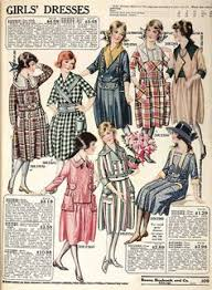 1914 sears household catalogue historical children s fashions