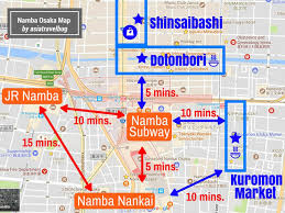 airbnb osaka namba where to stay in osaka 4 best places to stay for osaka hotels