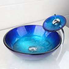 online buy wholesale blue glass sink from china blue glass sink