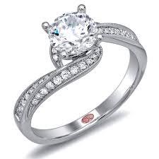bridal rings images Designer bridal rings dw5696 jpg