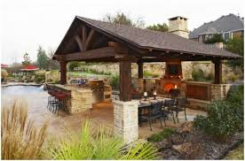 kitchen livingroom backyards cool outdoor kitchen living room areas backyard patios