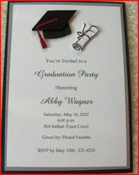 how to make graduation invitations luxury make graduation invitations photos of invitation style