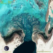 Map Of Persian Gulf Geoeye 1 Satellite Image Of The Persian Gulf Satellite Imaging Corp