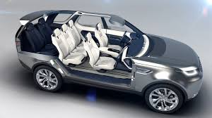 range rover vector official the land rover discovery vision concept gets real will