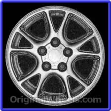 stock camaro rims oem 2002 chevrolet camaro rims used factory wheels from