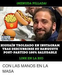 Meme Deportes - 25 best memes about higuain higuain memes