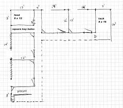 Barn Designs For Horses Barn Design My L Shaped Dream Barn Horse Ideology