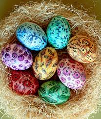 European Easter Egg Decorations by 15 Creative Ideas For Diy Easter Decorations