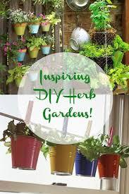 Diy Herb Garden Inspiring Diy Herb Gardens U2013 Just Imagine U2013 Daily Dose Of Creativity