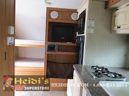 used 2011 heartland heartland mpg 183 bunks travel trailer