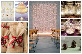 Winter Wedding Decorations Diy Diy Ideas For Your Winter Wedding Socialife