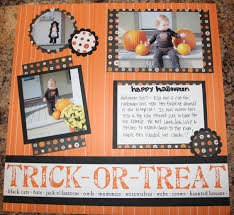 scrapbooking headlines and quotes for halloween scrapbook pages