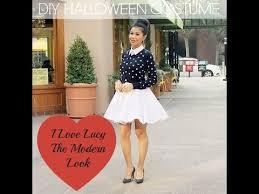 Ricky Ricardo Halloween Costume Quick Diy Halloween Costume Idea Love Lucy Ricardo Love