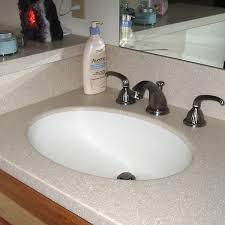 Built In Bathroom Vanity Bathroom Vanity With Built In Sink Www Islandbjj Us