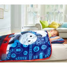 Cosy Character Cosy Wrap Nap Bed Toddler Bed Paw Patrol Peppa Pig