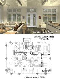small cottages floor plans small open floor plan sg 947 ams great for guest cottage or
