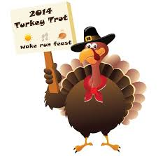 city turkey trot 5k run for your