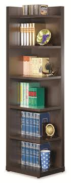 Corner Bookcase Pflugerville Furniture Center Corner Bookcase With Open Side