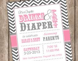 co ed baby showers coed baby shower invitations for a girl design of coed baby