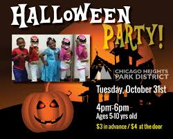 Halloween Usa East Lansing by Chicago Heights Park District