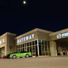 gateway ford lincoln mazda car dealers 1055 w andrew johnson
