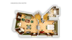 Suites Floor Plan The Westin Excelsior Rome Floor Plan 3d Suite