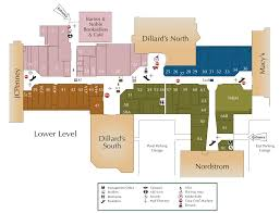 Shopping Mall Floor Plan Pdf by Mall Directory Oak Park Mall