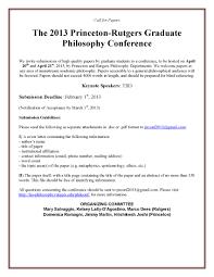 cfp rutgers princeton graduate philosophy conference 2013