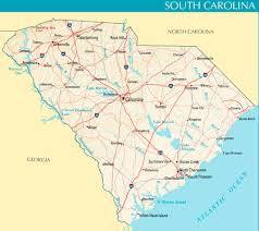 south carolina beaches map thinkrentals com south carolina rentals in sc think rentals