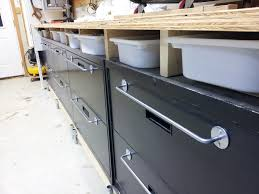 Cheap Lateral File Cabinets by How To Dress Up A Lateral Filing Cabinet Archive The Garage