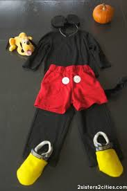 mickey mouse costume toddler handmade toddler boy costumes design dazzle
