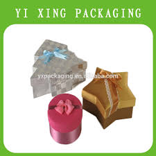 yi xing wholesale flat pack foldable christmas gift packaging