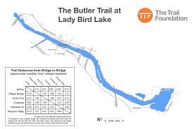 Austin Tx Maps by The Trail Foundation Butler Trail Maps The Trail Foundation