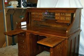 Small Roll Top Computer Desk Small Rolltop Desk Small Roll Top Desks For Sale Small Oak Roll