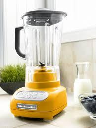 Yellow Kitchen Aid - best blender under 100 budget friendly options