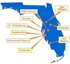 Fort Myers Florida Map by Locations Southeastern Guide Dogs Walkathonsoutheastern Guide