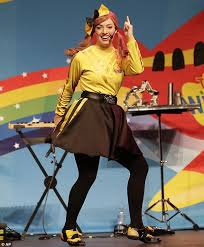 how the wiggles u0027 first female member has become a rock star for