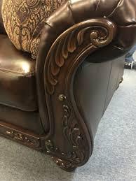 Ashley Furniture Grenada Sectional Ashley Furniture Vanceton Sofa U0026 Loveseat 67402 For Sale In Plano