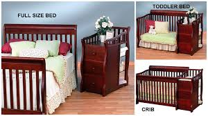 Hudson 3 In 1 Convertible Crib With Toddler Rail by Designing Life December 2014