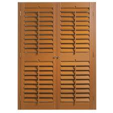 faux wood plantation shutters home depot faux wood plantation