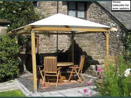 quick shade canopy picture collection garden canopy gazebo youtube