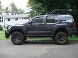 lifted nissan frontier white nissan xterra pictures posters news and videos on your pursuit