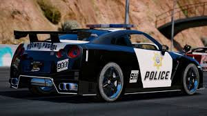 gtr nissan nismo nissan gt r nismo police edition add on tuning gta5 mods com