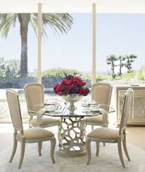dining tables stunning glass top dining table set glass dining